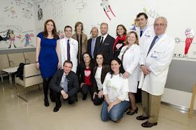 Iniciativa 'Héroes de Corazón' en el Hospital Materno Infantil Gregorio Marañón