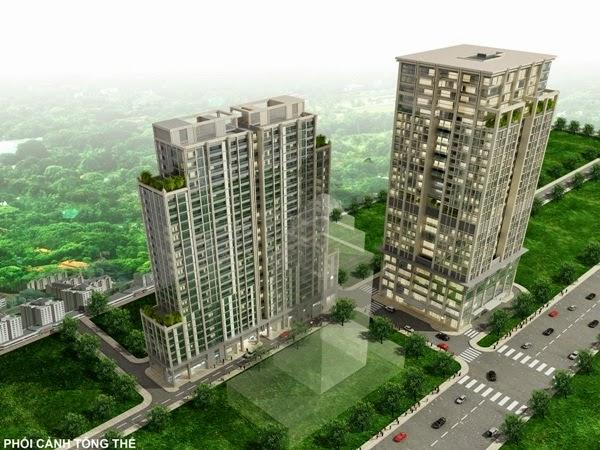 Chung cư Giảng Võ Complex City