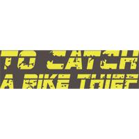 to catch a bike thief logo