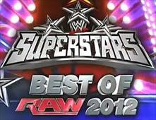 عرض WWE Superstars 2012/12/21