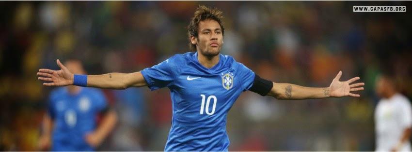 Capas para Facebook Neymar