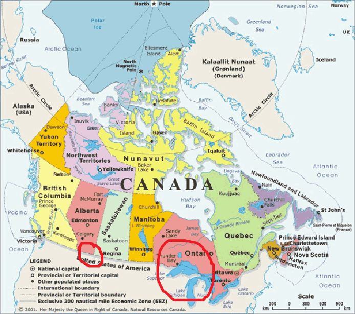 Medicine Hat Map Canada Aidan Milsted's U.S. History Blog: US History II   blog on