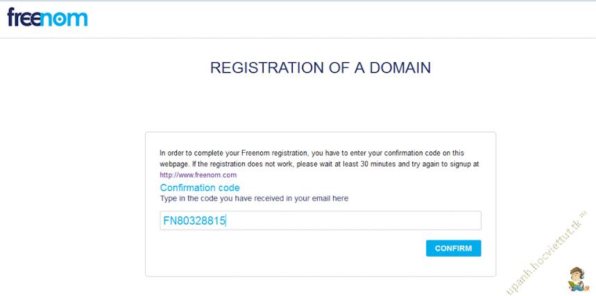 [Hướng dẫn] Tạo tên miền miễn phí cấp 1 với Freenom 545047040040b