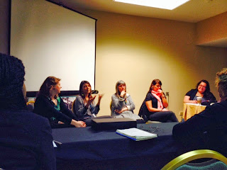 Women In Travel Summit #WITS14 Social Media Panel feat. Journeywoman Ellen Hannon