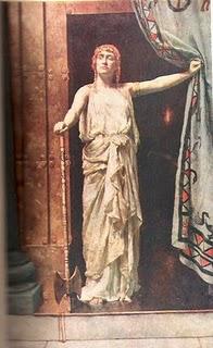 Goddess Clytemnestra Image