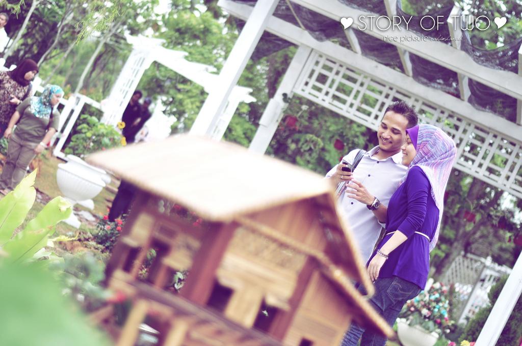 prewedding malaysia outdoor putrajaya