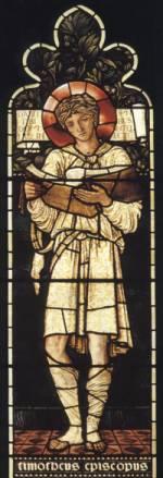 Ilustración de San Timoteo