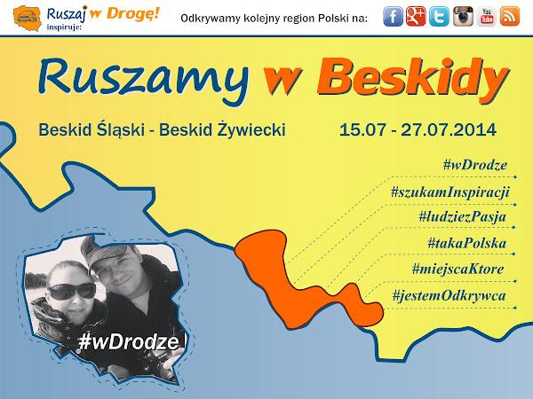 Ruszamy w Beskidy odkrywać kolejne ciekawe miejsca w Polsce!