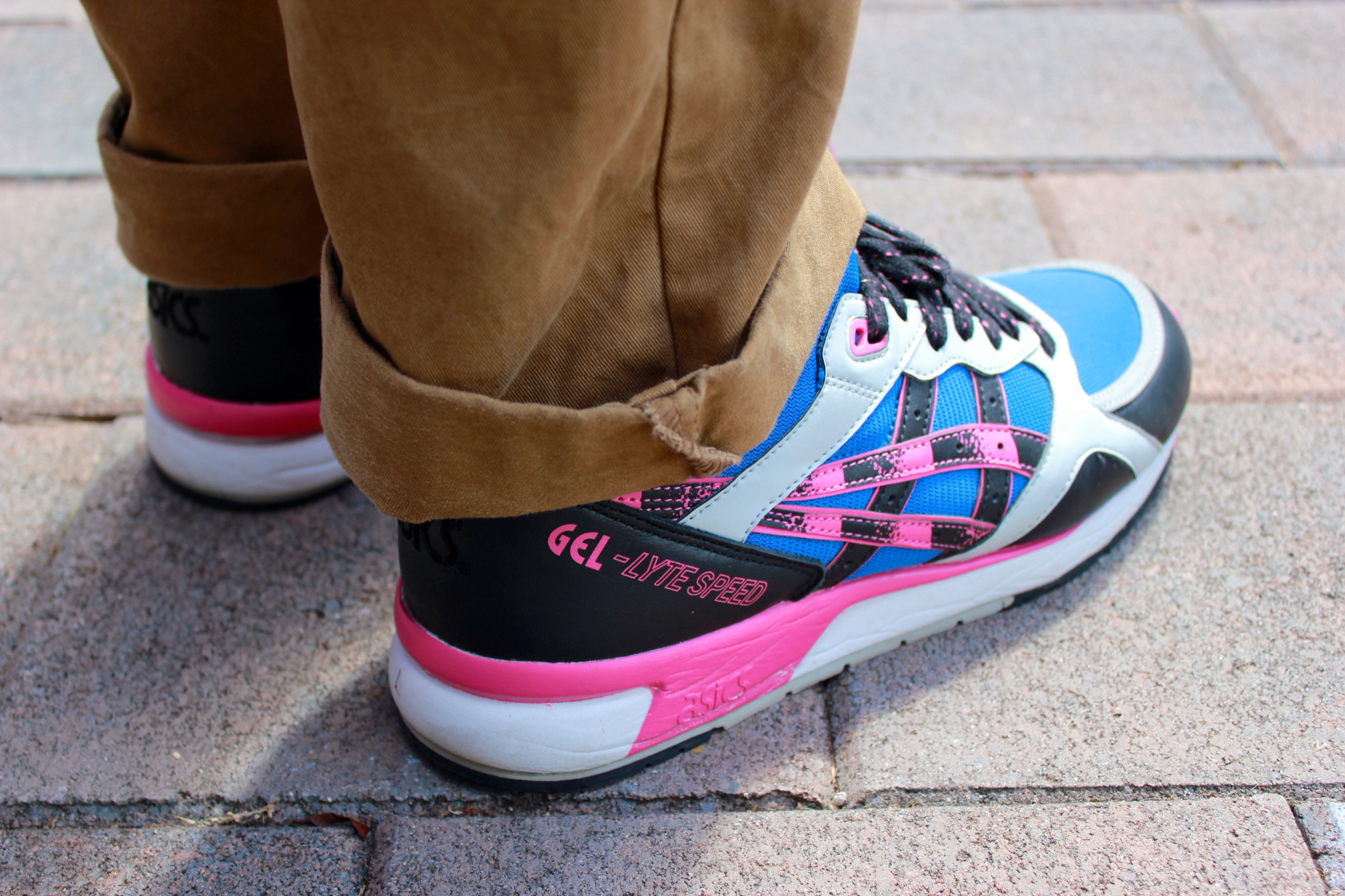 Asics Gel Lyte Speed rosa