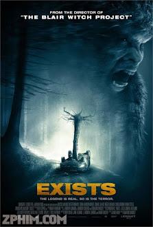 Quái Thú - Exists (2014) Poster