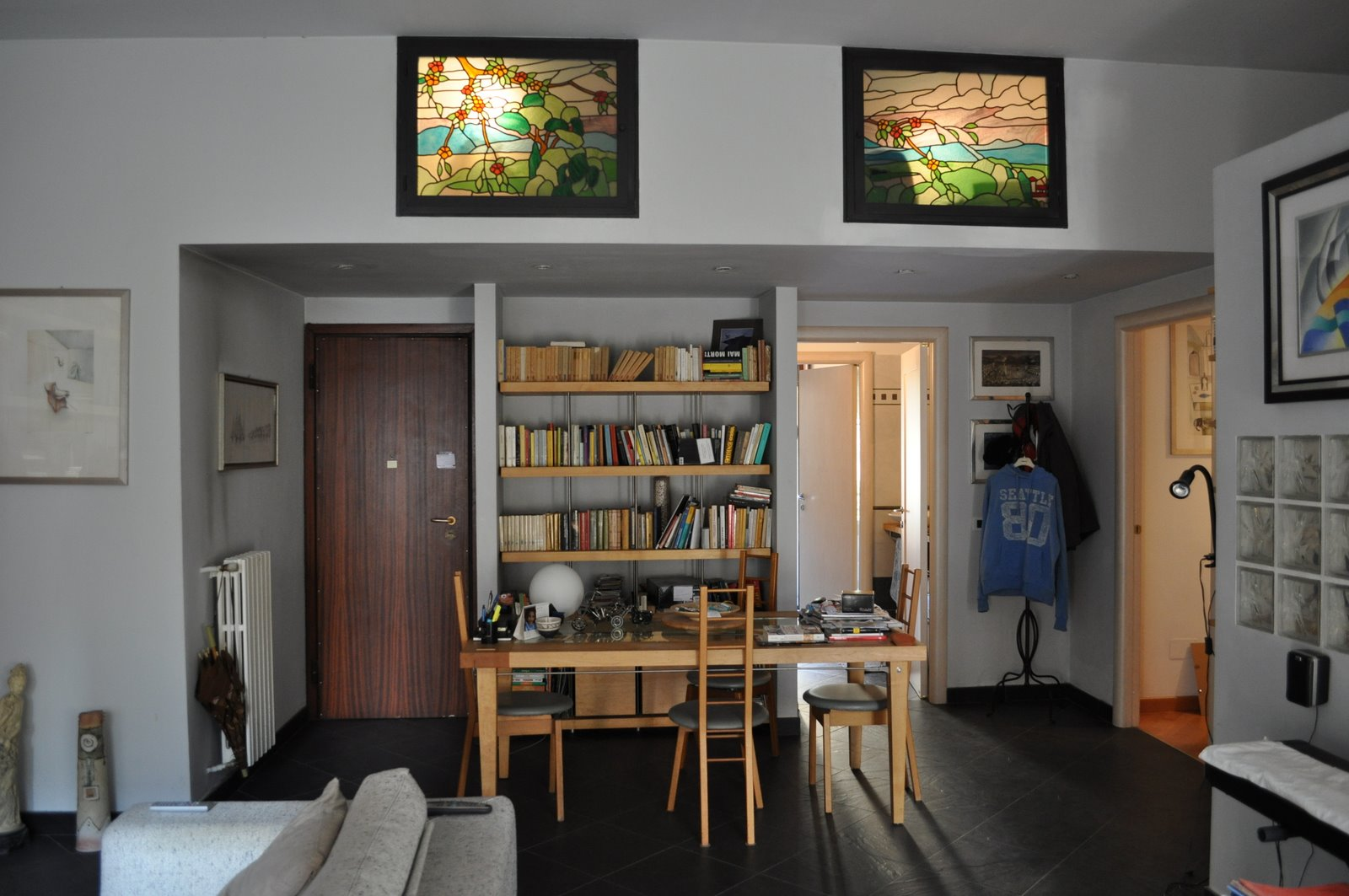 Cucine Open Space Idee Cucine E Living Foto Oltre Le Cucine #956B36 1600 1063 Arredamento Cucina Piccola Nuova Costruzione
