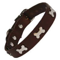 Luxury Leather Dog Collars | Chelsea Dogs