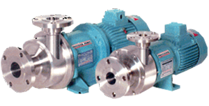 Magnetic Driven Stainless Steel Pumps