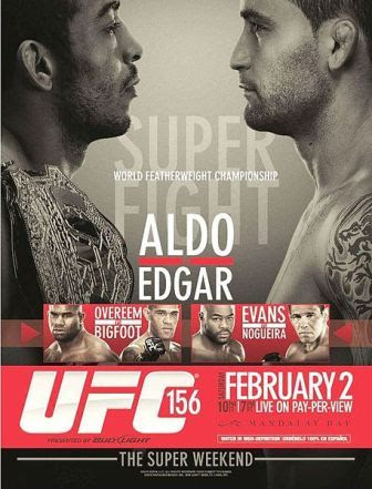Download – UFC 156: Aldo vs Edgar – HDTV