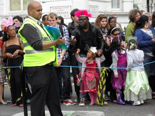 Карибский фестиваль в ноттинг хилл
