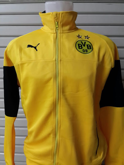 Jual Jaket Borusia Dortmund Kuning Hitam 2014-2015