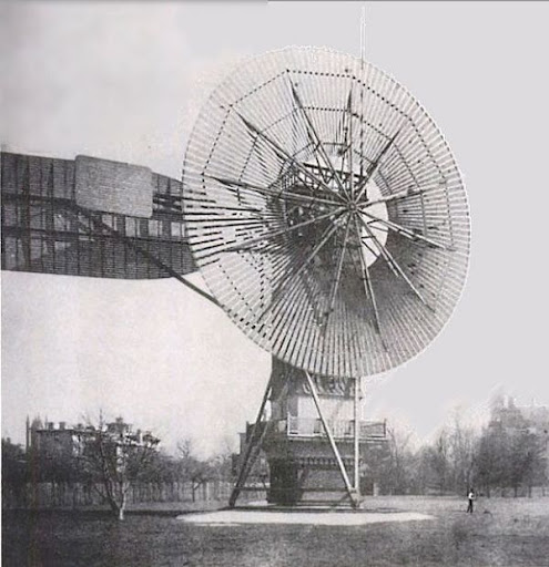 Tracing The Line Of Power In The History Of Wind Energy Image