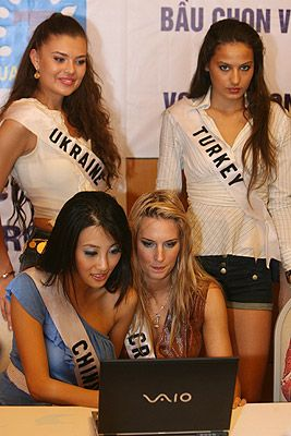 Miss Universe 2008 part 7:picasa,women14