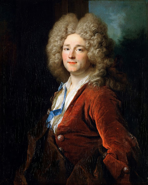 Nicolas de Largillière - Portrait of a Man - Google Art Project
