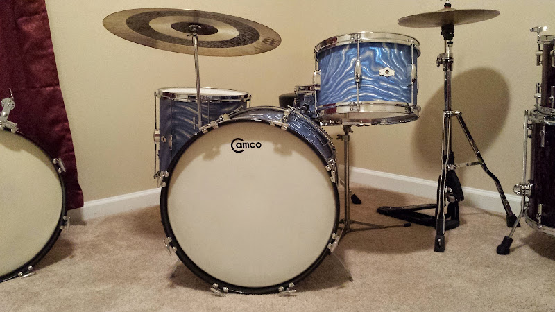 I Joined The Camco Club Today Page 3 Vintage Drum Forum