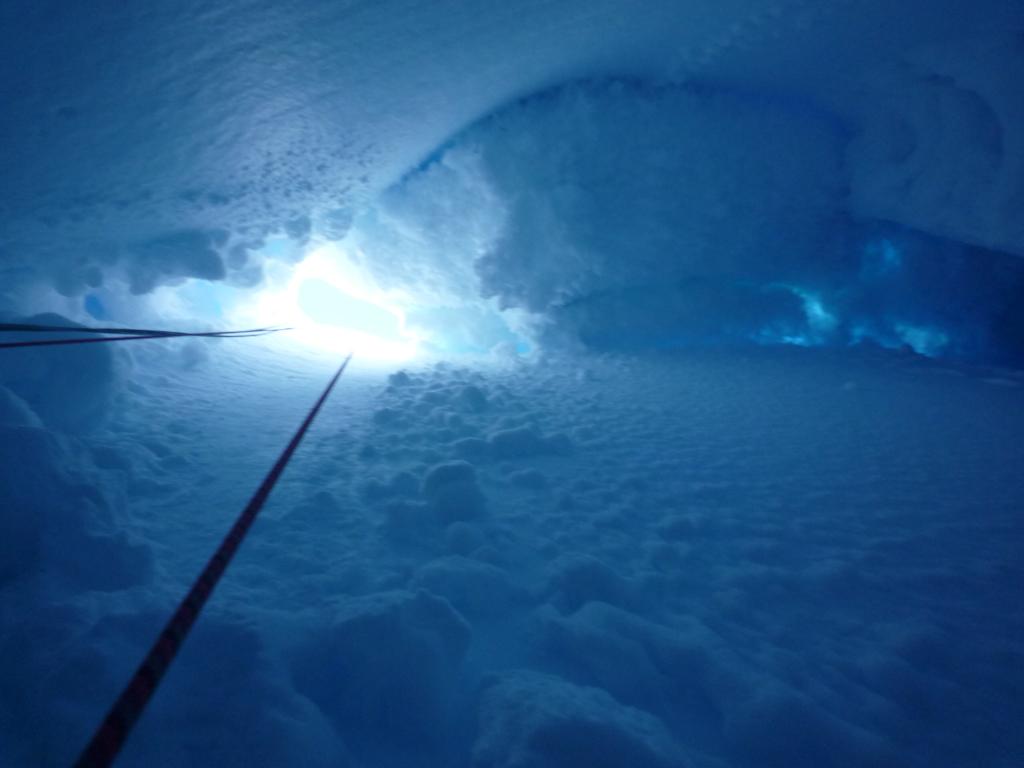 IceCon: Constraining Ice Mass Change in Antarctica: Field