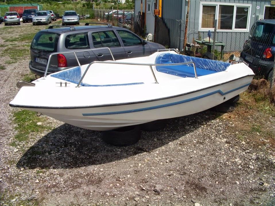 Лодки Second-hand Нов Внос DVCI9051