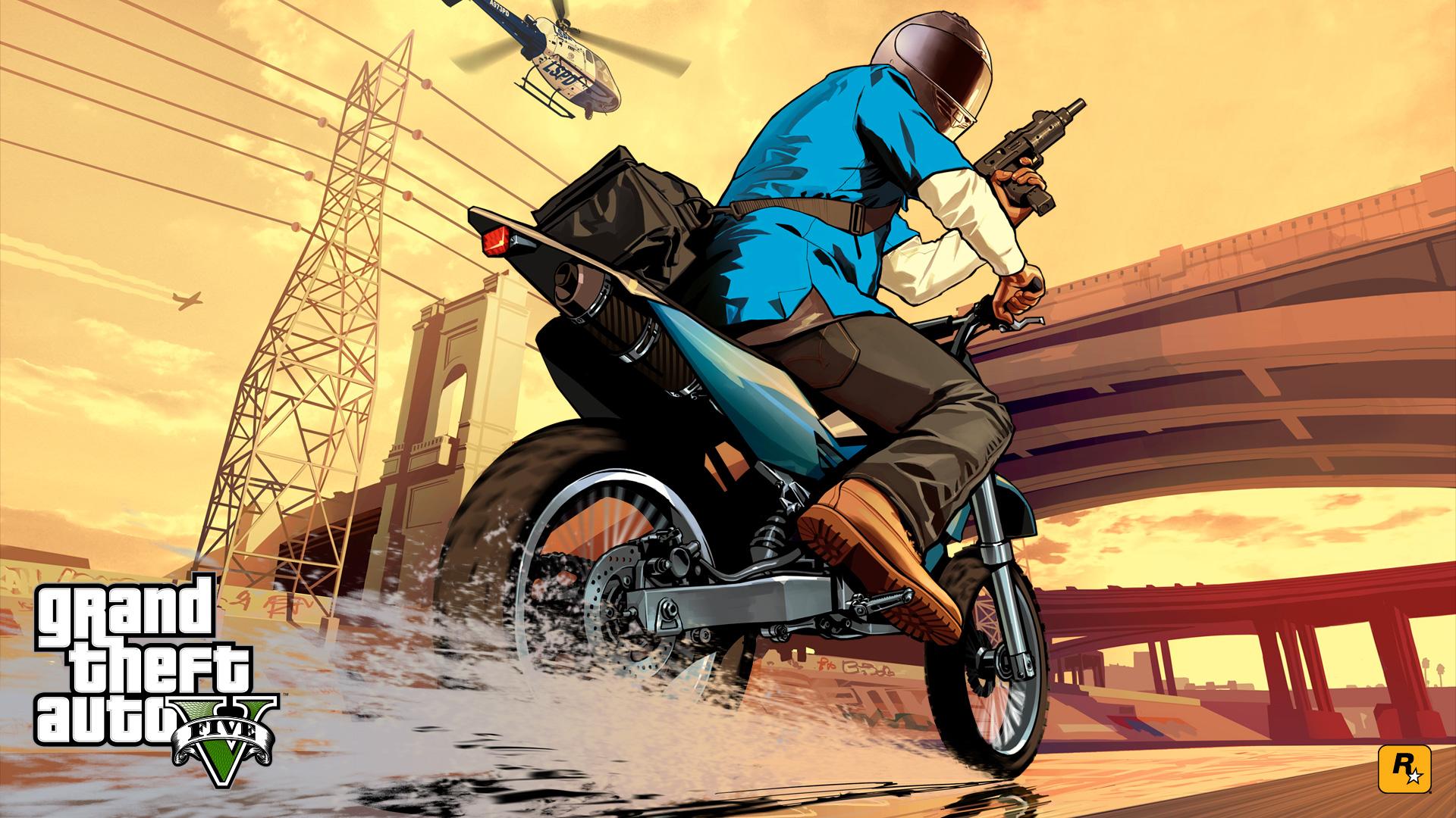 GTA Online là phần chơi trực tuyến của GTA 5 - Ảnh 4
