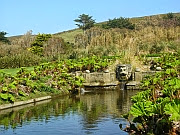 Jardin botanique de Vauville
