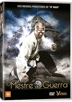 Filme Poster O Mestre da Guerra DVDRip XviD Dual Audio & RMVB Dublado