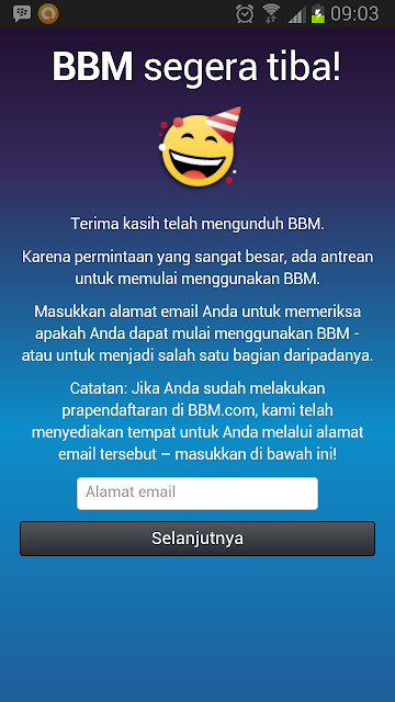 BBM is Coming!