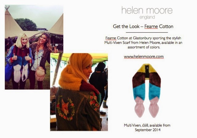 DIARY OF A CLOTHESHORSE: Fearne Cotton wears Helen Moore ...