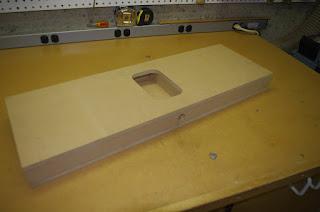 Bottom Torsion Box