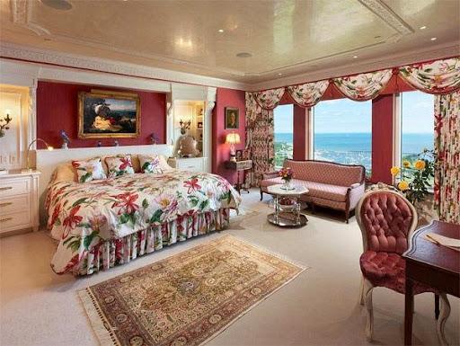 Thiết kế phòng ngủ kiểu Âu cho mùa thu đông ấm áp-6