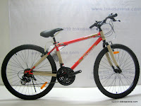 1 Sepeda Gunung UNITED MONZA XC01 Bike to Nature 26 Inci - XC HardTail Series