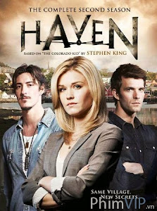 Thị Trấn Thiên Đường - Phần 2 - Haven Season 2 poster