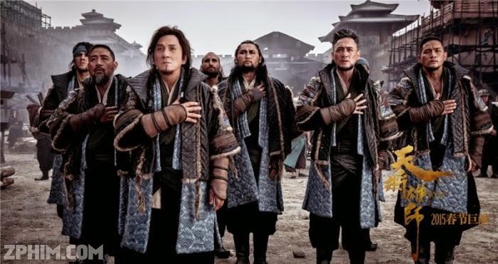Ảnh trong phim Kiếm Rồng - Dragon Blade 1