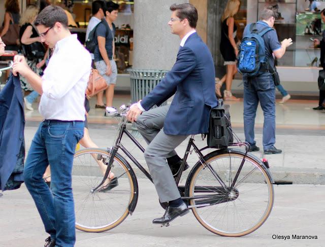 фото люди на улице, фото люди в Милане, как одеваются люди в Милане, лукхантер
