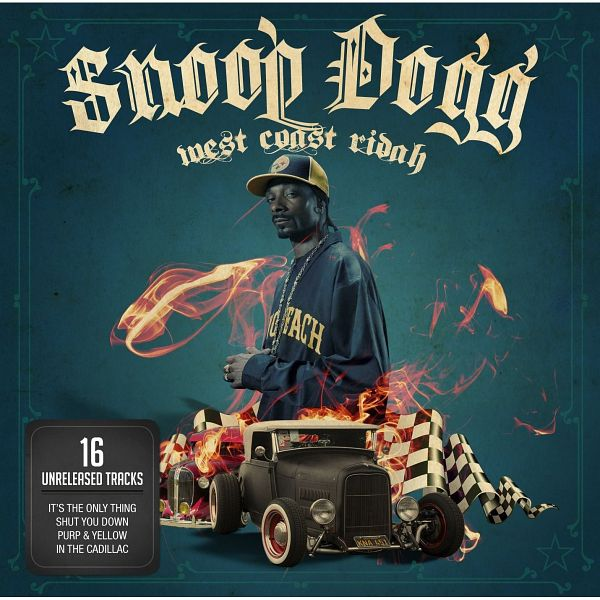 Download CD Snoop Dogg West Coast Ridah 2012