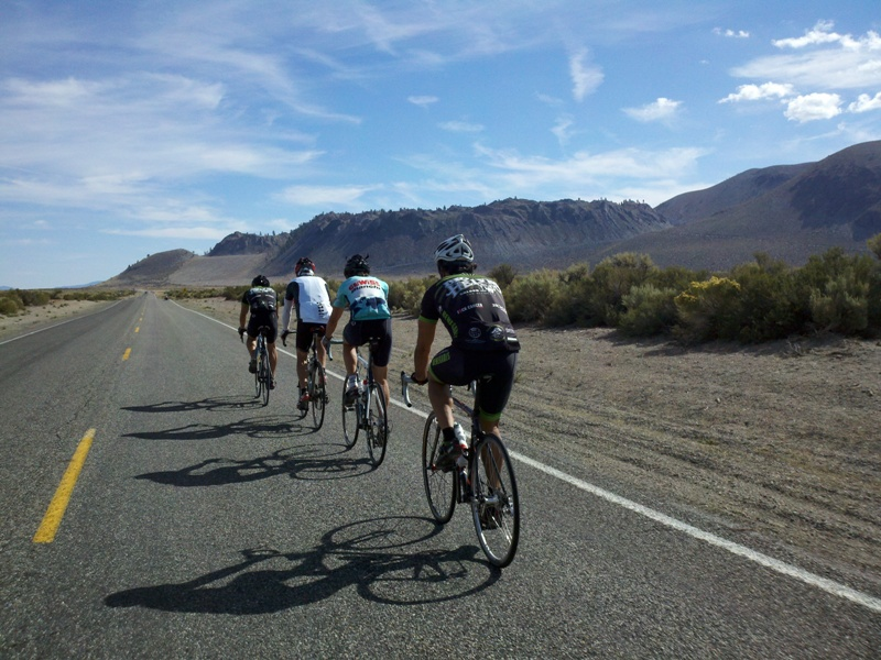Mammoth Gran Fondo • Mono Lake Basin Road