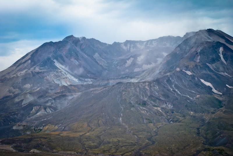 Mount St. Helens..