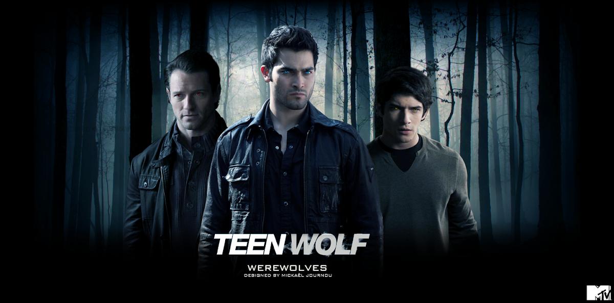 Xem Phim Người Sói Teen Phần 4 - Teen Wolf Season 4 - Wallpaper Full HD - Hình nền lớn