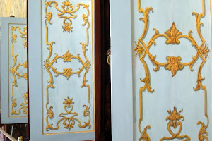 Cupboard at the Vatican