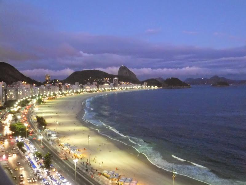 Noche en Copacabana, Brasil, Elisa N, Blog de Viajes, Lifestyle, Travel