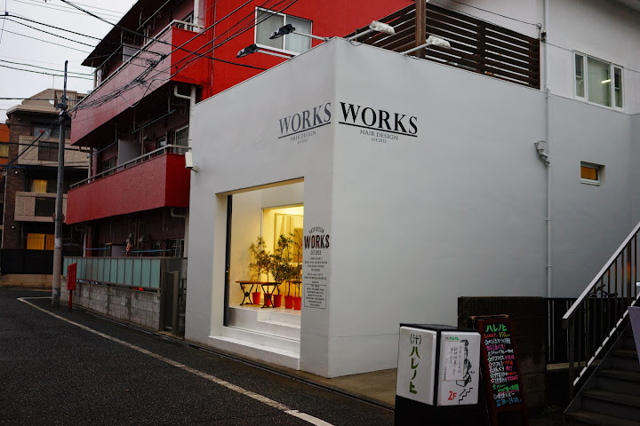 works hair design nakameguro