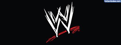Portada para facebook de Wwe logo