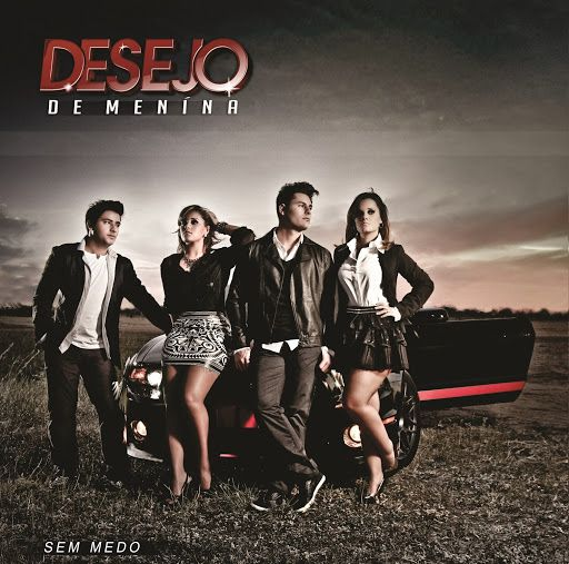 Download - CD Desejo de Menina – Sem Medo: Vol 8 2013