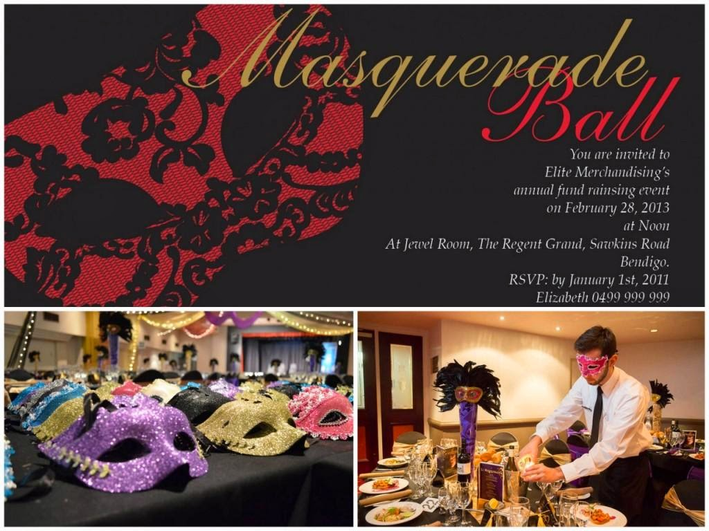Impressive Invitations Masquerade Party Inspiration