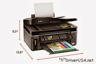 download Epson WorkForce 610 printer's driver