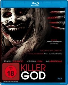 Killer God (2010) BluRay 720p 600MB
