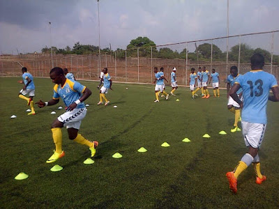 Kogi United Draws Positive From Gold Cup